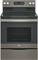 "GE 30"" Slate Freestanding Electric Range"