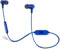 JBL E25BT Blue Wireless In-Ear Headphones