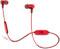 JBL E25BT Red Wireless In-Ear Headphones