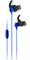 JBL Blue Reflect Mini In-Ear Sport Headphones