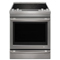 "Jenn-Air 30"" Stainless Steel Slide-In Electric Range"