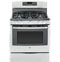 "GE 30"" Free Standing Gas Convection Range"