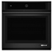 "Jenn-Air 30"" Black Single Electric Wall Oven"