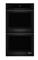 "Jenn-Air 30"" Black Double Wall Oven"