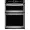 "Jenn-Air 30"" Stainless Steel Combination Microwave Electric Wall Oven"
