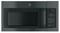 GE 1.6 Cu Ft Over-The-Range Black Microwave Oven