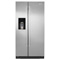 "Jenn-Air 72"" Stainless Steel Counter-Depth Side-By-Side Refrigerator"