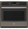 "GE 30"" Slate Built-In Single Wall Oven"