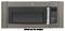 "GE Slate 36"" Over-The-Range Built-In Microwave Oven Trim Kit"