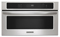 "KitchenAid Architect Series II Stainless Steel 27"" Built-In Electric Microwave Oven"