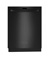 "KitchenAid 24"" Architect Black Dishwasher"