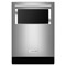 "KitchenAid 24"" Stainless Steel Built-In Dishwasher"