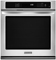 "KitchenAid Stainless Steel 27"" Built-In Single Oven With Even-Heat Technology"