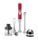 KitchenAid Pro Line Series Candy Apple Red 5-Speed Cordless Hand Blender