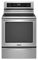 "KitchenAid 30"" Stainless Steel Freestanding Induction Range"