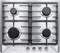 """Miele 24"""" Stainless Steel KM 360 Liquid Propane Gas Cooktop"""