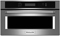 "KitchenAid 30"" Stainless Steel Built-In Convection Microwave Oven"