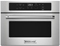 "KitchenAid 24"" Stainless Steel Built In Microwave Oven"