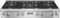 "Miele 48"" Liquid Propane Stainless Steel Rangetop"