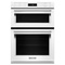 "KitchenAid 30"" White Built-In Microwave Combination Oven"