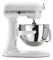 KitchenAid White Bowl-Lift Stand Mixer