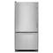 KitchenAid 19 Cu. Ft. Stainless Steel Bottom Mount Refrigerator