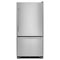 KitchenAid 22 Cu. Ft. Stainless Steel Bottom Mount Refrigerator