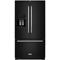 KitchenAid Black French Door Refrigerator