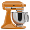 KitchenAid Artisan Stand Mixer Tangerine