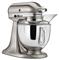 KitchenAid Custom Metallic Stand Mixer  In Brushed Nickel