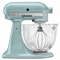 KitchenAid Artisan Design Series Azure Blue Stand Mixer
