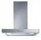 "Smeg 24"" Wall Mounted Stainless Steel Ventilation Hood"
