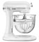 KitchenAid Professional 6500 Design Series Bowl-Lift Frosted Pearl Stand