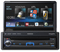 Kenwood Single DIN Monitor In-Dash With Bluetooth DVD Receiver