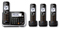 Panasonic Black Cordless Answering System