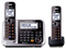 Panasonic Bluetooth Cellular Convergence Solution With 2 Handsets