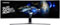 "Samsung 49"" Charcoal Black CHG90 QLED Gaming Monitor"