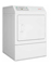 Speed Queen 7 Cu. Ft. White Commercial Homestyle Electric Dryer
