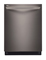 LG Fully-Integrated Black Stainless Steel Dishwasher