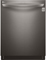 LG Black Stainless Steel Built-In Dishwasher
