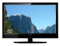 "Coby 23"" Black LED HDTV"