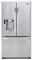 LG Stainless Steel French Door Bottom Freezer Refrigerator