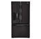 LG Black French Door Bottom Freezer Refrigerator