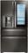 LG Black Stainless Steel InstaView Door-In-Door Counter-Depth Refrigerator
