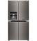 LG Black Stainless Steel 4-Door French Door Refrigerator