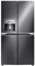 LG 30 Cu. Ft. Black Stainless Steel 4-Door French Door Refrigerator