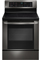 LG Black Stainless Steel Freestanding Electric Range