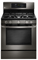 LG 5.4 Cu. Ft. Black Stainless Steel Gas Range