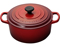 Le Creuset Signature 3.5 Quart Round Cherry French Oven