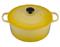 Le Creuset Signature 9 Quart Soleil Round French Oven
